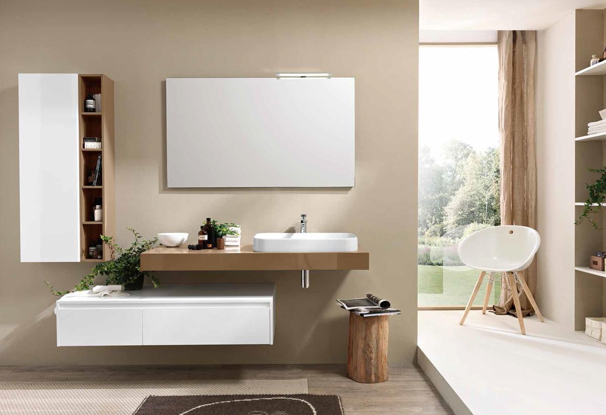 Mobilia arredamenti bagni for 2 piani letto 2 bagni